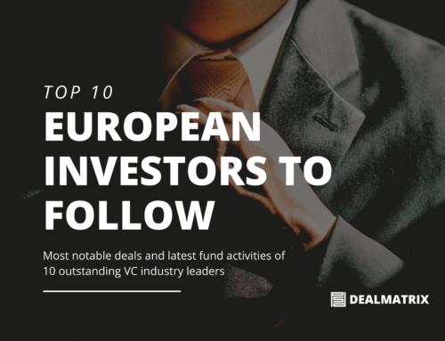 Top 10 European Venture Capital Investors to follow