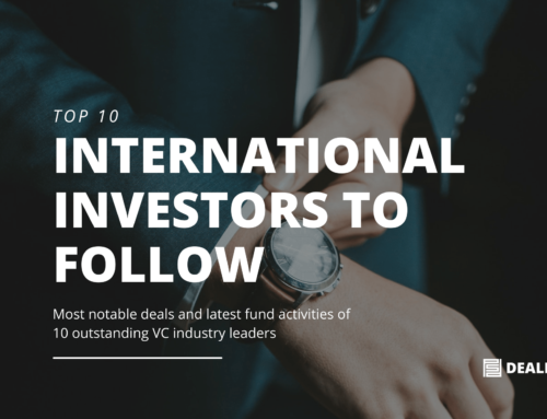 Top 10 International Venture Capital Investors to follow