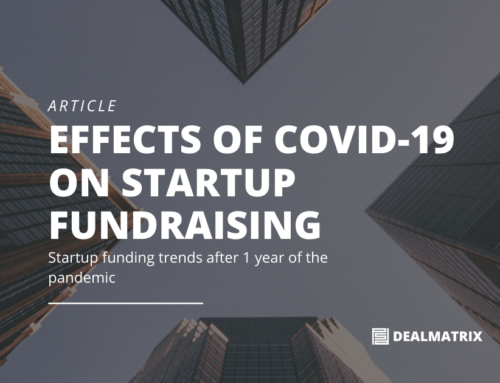 Effects of COVID-19 Pandemic on Startup Fundraising
