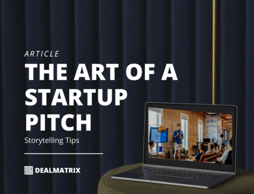 The Art of Storytelling in a Startup Pitch