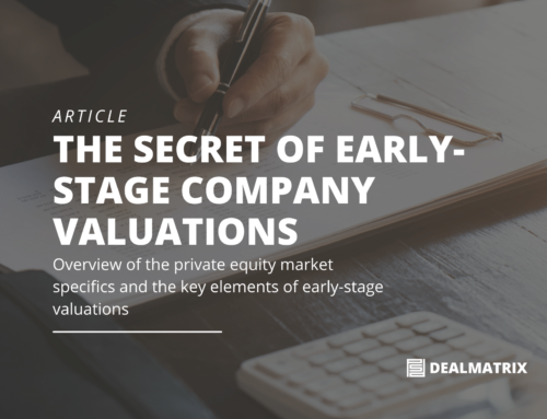 The Secret of Early-Stage Company Valuations
