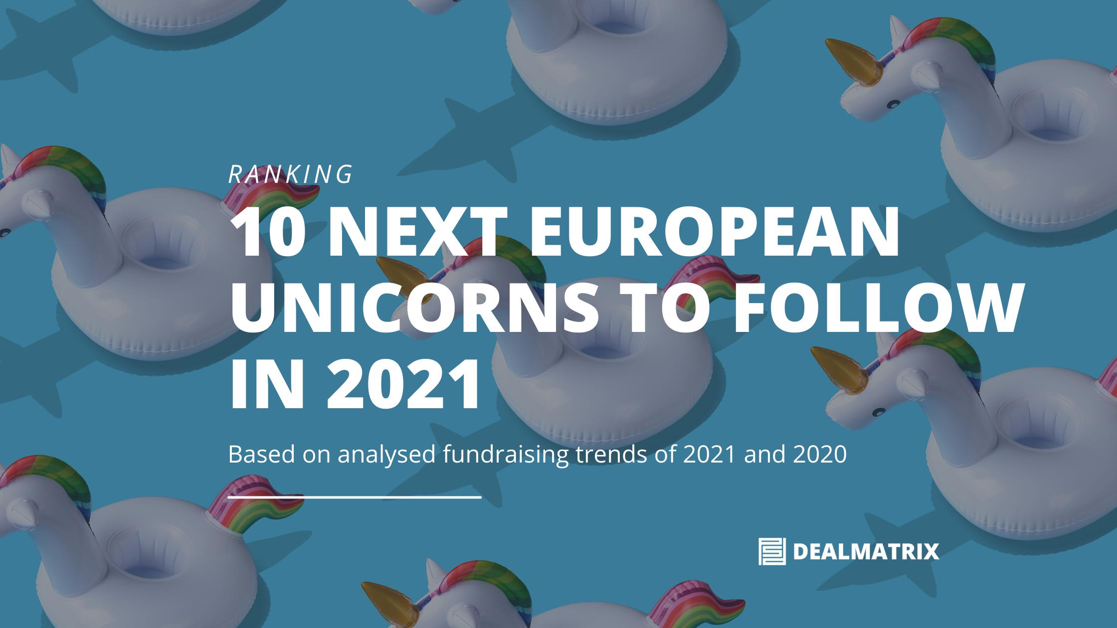 unicorns 2021
