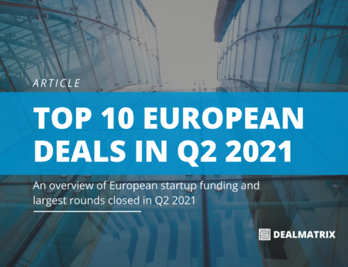 Europe's 10 largest funding rounds in Q2 2021
