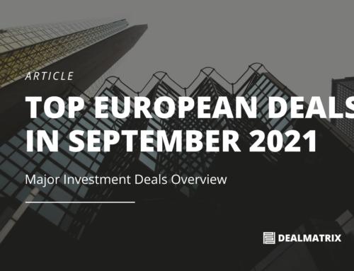 TOP European Deals in September 2021