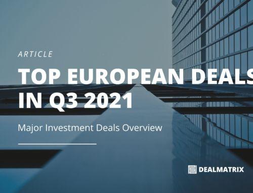 TOP European Deals in Q3 2021